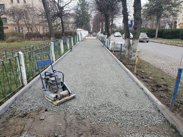 У Кам'янці триває ремонт дорожніх об'єктів, фото-2, Фото: Міська рада