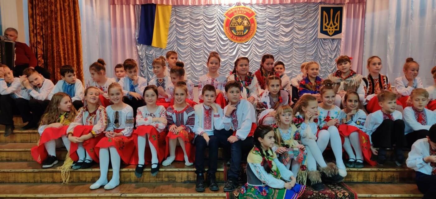 Вихованці НВК №9 привітали військовослужбовців з прийдешніми святами, фото-1, Фото: Центр розмінування