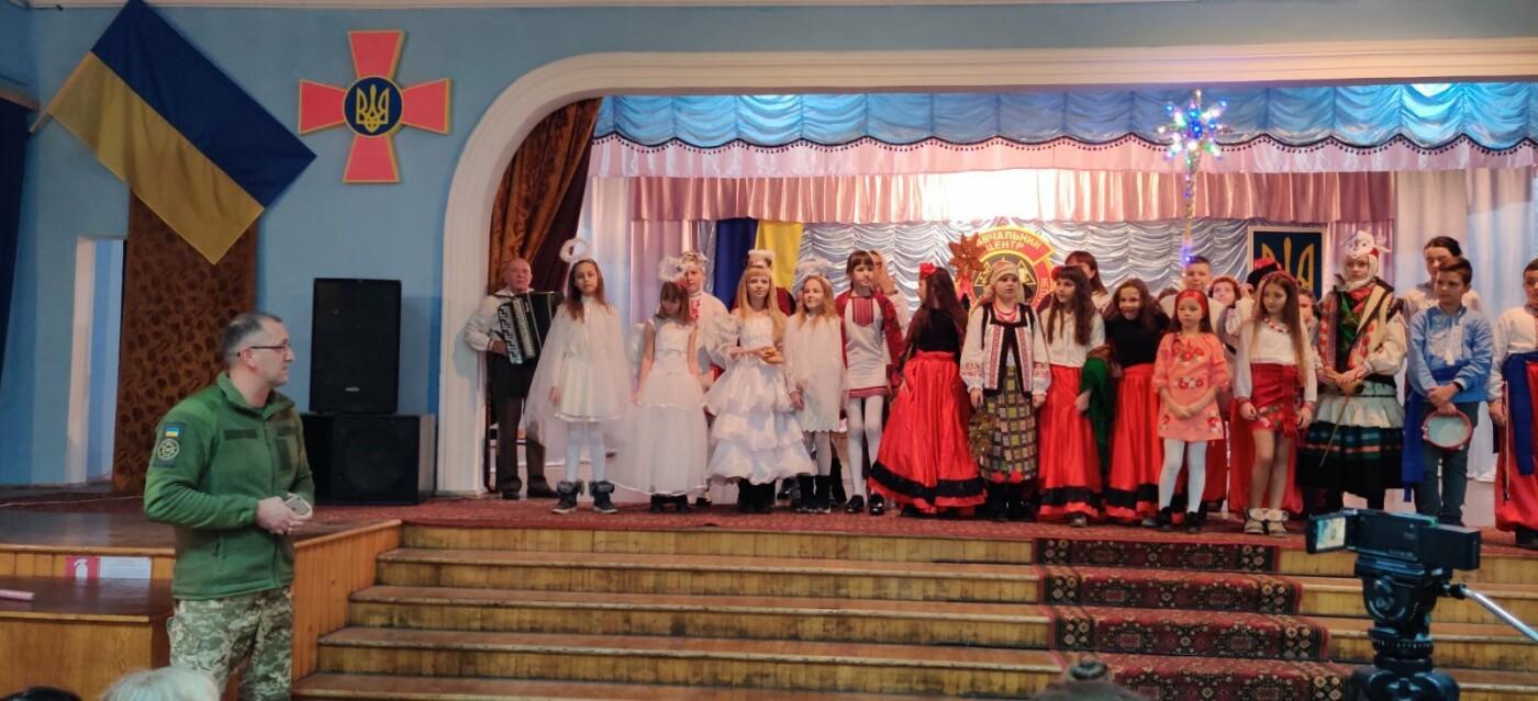 Вихованці НВК №9 привітали військовослужбовців з прийдешніми святами, фото-4, Фото: Центр розмінування