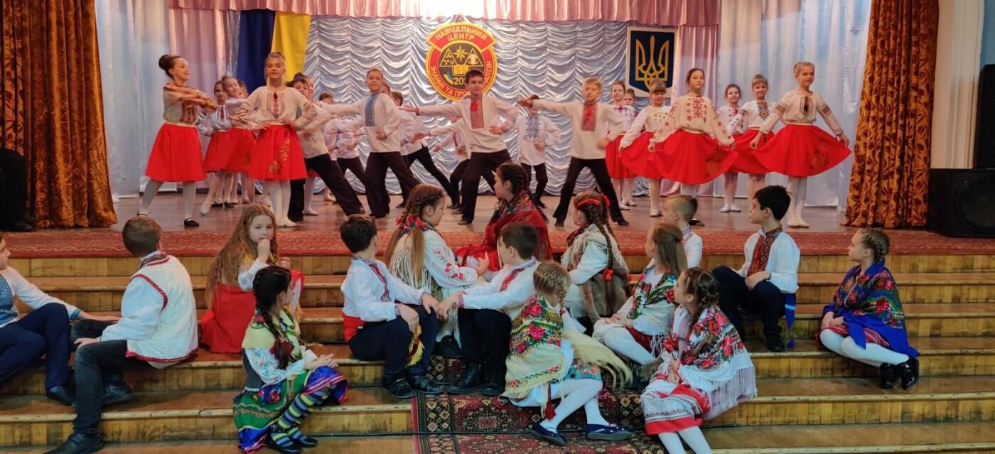 Вихованці НВК №9 привітали військовослужбовців з прийдешніми святами, фото-8, Фото: Центр розмінування
