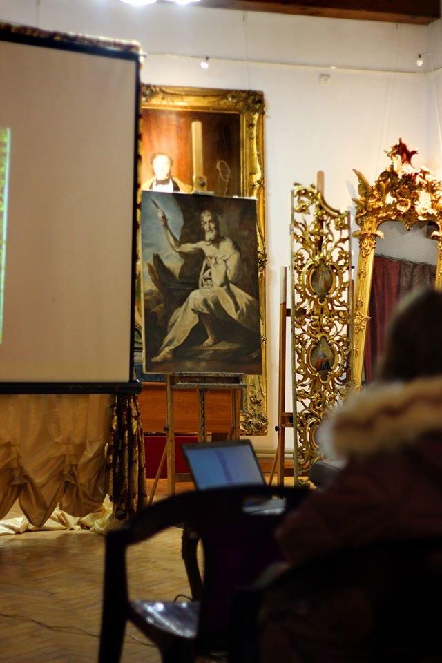 У Кам'янці студенти відреставрували 11 старовинних картин, фото-1, Фото: Кам'янець-Подільський державний історичний музей-заповідник