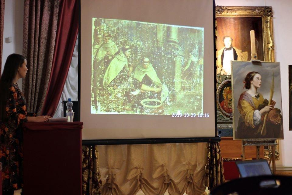 У Кам'янці студенти відреставрували 11 старовинних картин, фото-5, Фото: Кам'янець-Подільський державний історичний музей-заповідник