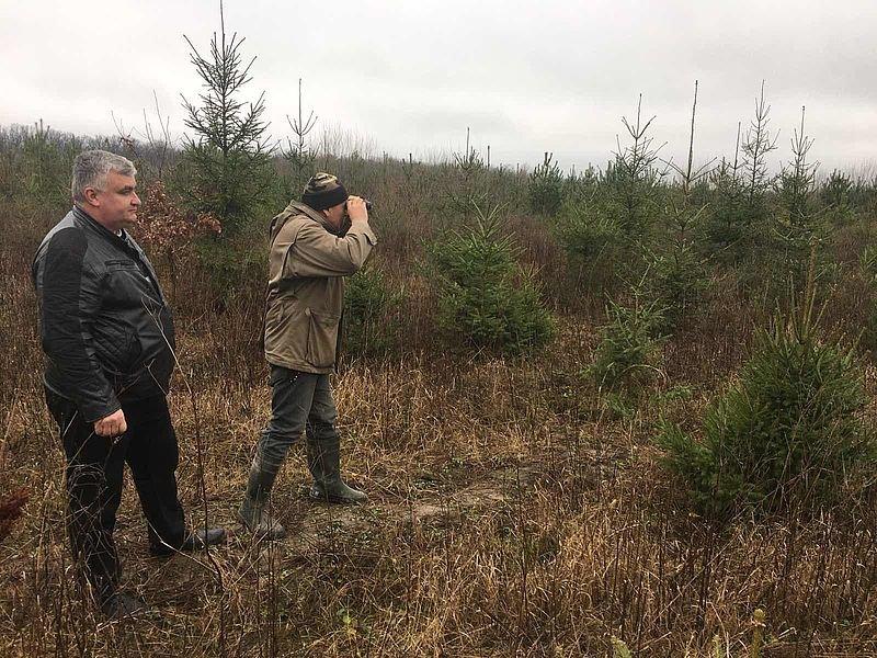 Кам'янець-Подільські лісівники знешкодили понад дві сотні браконьєрських пасток, фото-1
