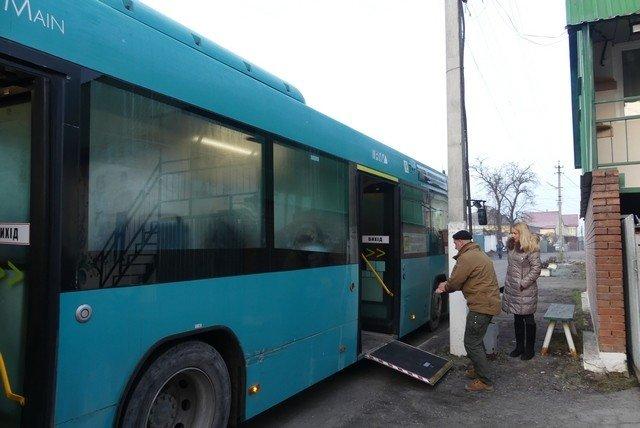 У Кам'янці справно діє новий соціальний автобус , фото-2, Фото: Кам'янець-Подільська міська рада