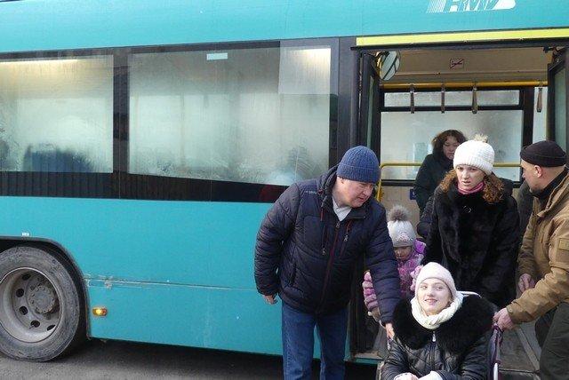 У Кам'янці справно діє новий соціальний автобус , фото-3, Фото: Кам'янець-Подільська міська рада