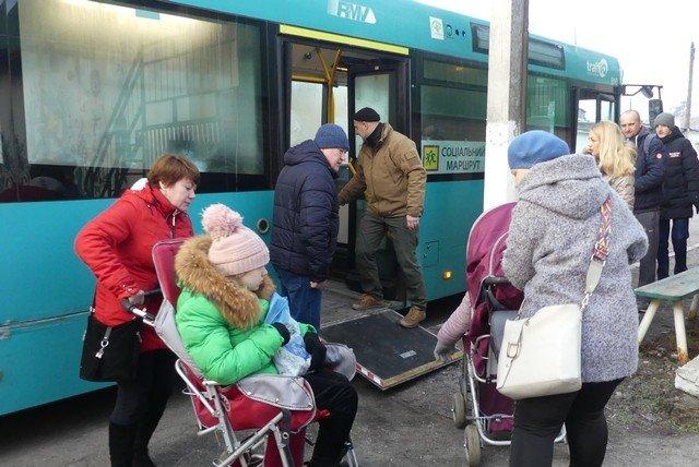 У Кам'янці справно діє новий соціальний автобус , фото-4, Фото: Кам'янець-Подільська міська рада
