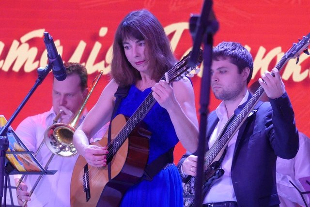 Відбувся концерт кам'янецького музиканта до 60-річчя творчої діяльності, фото-2, Фото: Кам'янець-Подільська міська рада