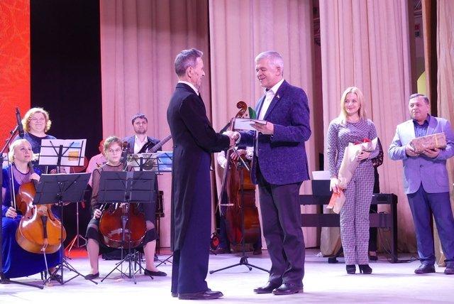 Відбувся концерт кам'янецького музиканта до 60-річчя творчої діяльності, фото-8, Фото: Кам'янець-Подільська міська рада