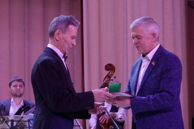 Відбувся концерт кам'янецького музиканта до 60-річчя творчої діяльності, фото-7, Фото: Кам'янець-Подільська міська рада