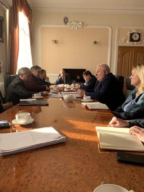 Голови ОТГ та міські голови провели зустріч із очільником області, фото-1, Фото: Кам'янець-Подільська міська рада