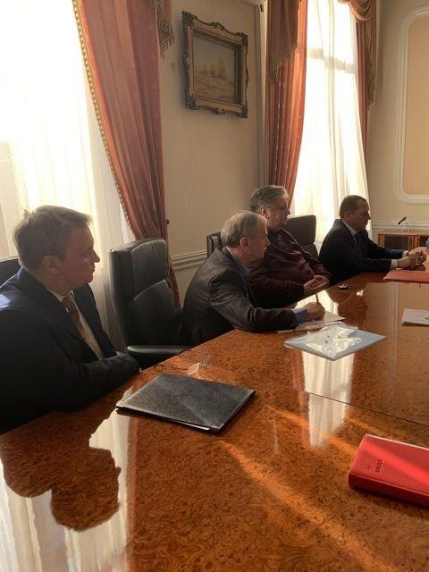 Голови ОТГ та міські голови провели зустріч із очільником області, фото-2, Фото: Кам'янець-Подільська міська рада