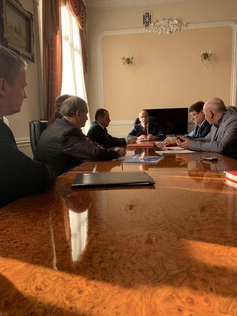 Голови ОТГ та міські голови провели зустріч із очільником області, фото-3, Фото: Кам'янець-Подільська міська рада