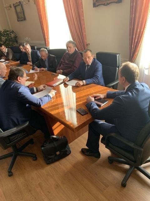 Голови ОТГ та міські голови провели зустріч із очільником області, фото-4, Фото: Кам'янець-Подільська міська рада