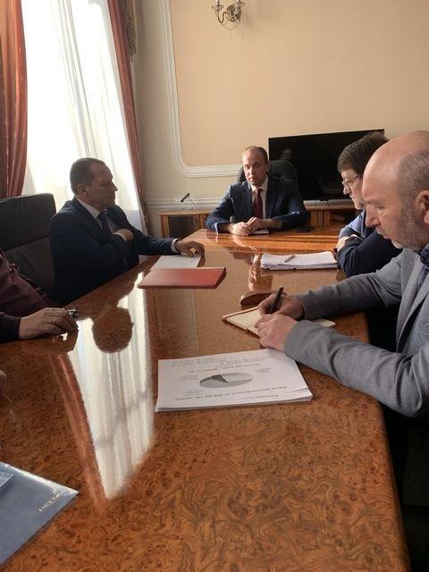 Голови ОТГ та міські голови провели зустріч із очільником області, фото-5, Фото: Кам'янець-Подільська міська рада