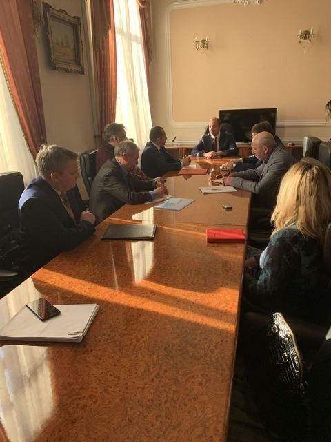 Голови ОТГ та міські голови провели зустріч із очільником області, фото-6, Фото: Кам'янець-Подільська міська рада