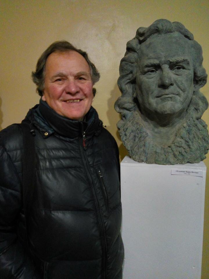 З життя пішов відомий кам'янецький художник, фото-1, Фото:  Boris Negoda, Фейсбук