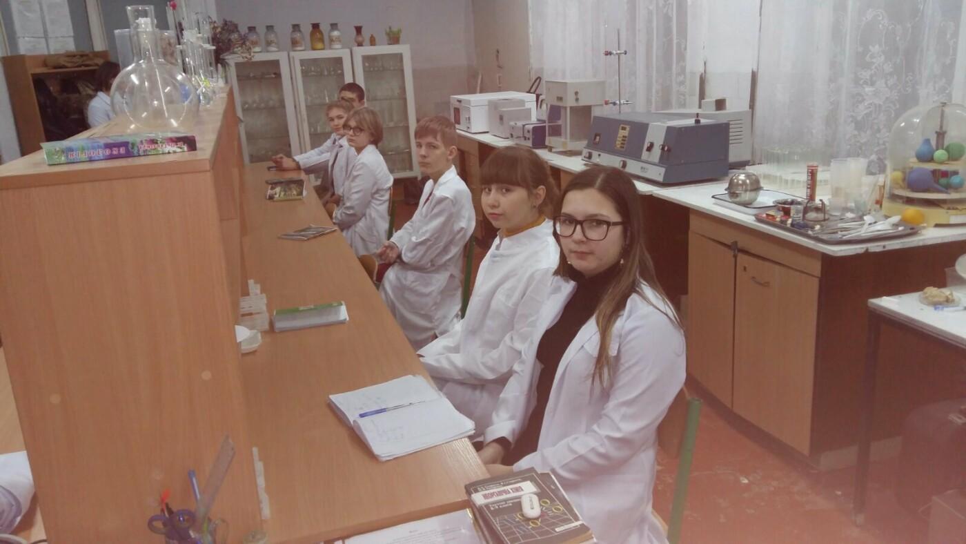 Кам'янчани - призери обласної олімпіади з хімії, фото-1