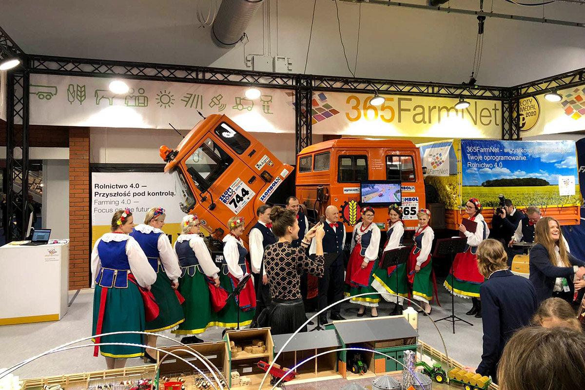 Делегація ПДАТУ відвідала Сільськогосподарську виставку у Варшаві, фото-5, Фото: ПДАТУ