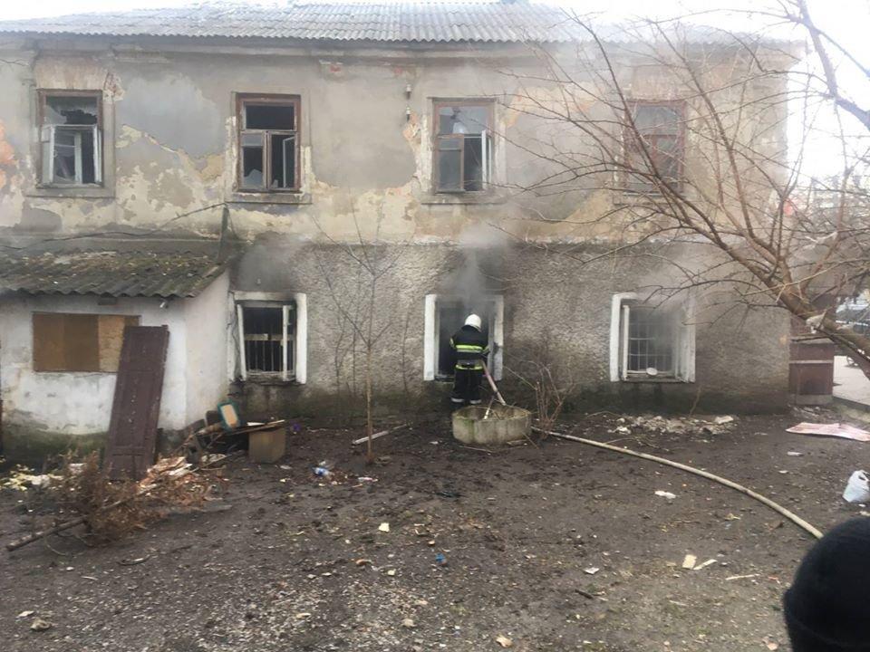 """У Кам'янці-Подільському приборкали вогонь у житловому будинку , фото-5, Фото: """"Служба порятунку 101 Кам'янець-Подільський"""""""