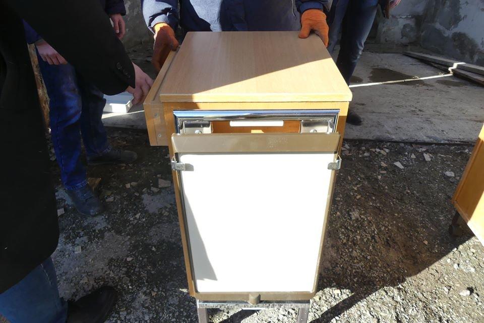 До Кам'янця-Подільського прибуло дві фури медичного вантажу, фото-1, Фото: Кам'янець-Подільська міська рада