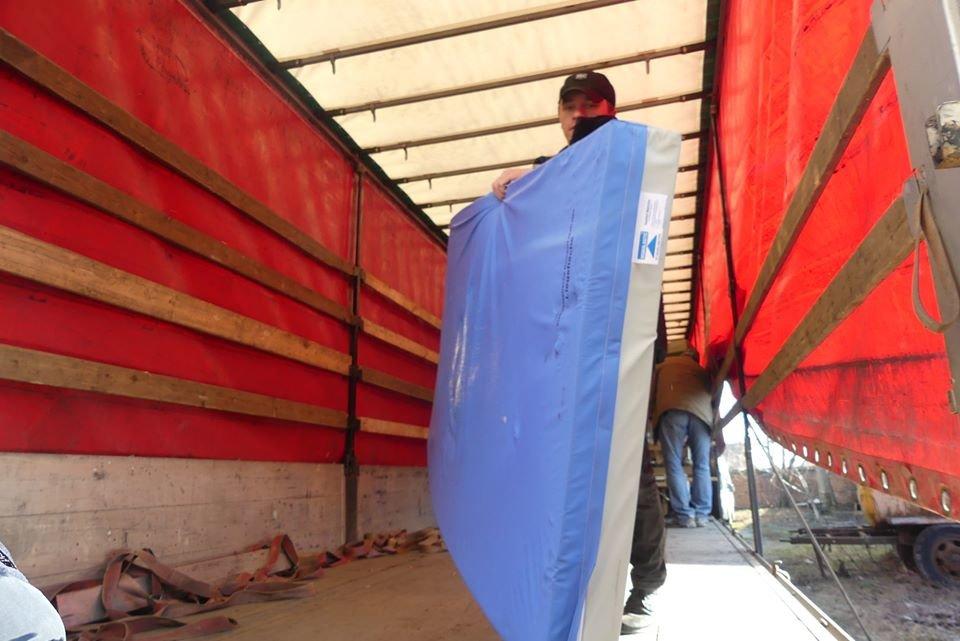До Кам'янця-Подільського прибуло дві фури медичного вантажу, фото-3, Фото: Кам'янець-Подільська міська рада