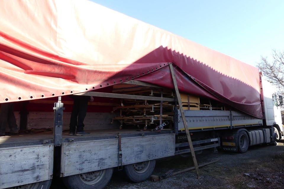 До Кам'янця-Подільського прибуло дві фури медичного вантажу, фото-5, Фото: Кам'янець-Подільська міська рада