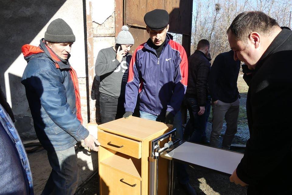 До Кам'янця-Подільського прибуло дві фури медичного вантажу, фото-9, Фото: Кам'янець-Подільська міська рада