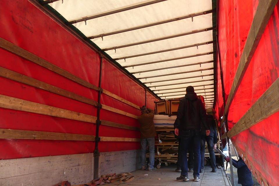 До Кам'янця-Подільського прибуло дві фури медичного вантажу, фото-7, Фото: Кам'янець-Подільська міська рада