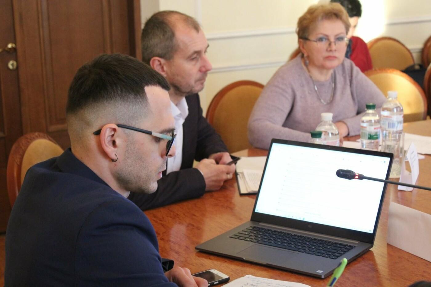 Заступник Міністра освіти і науки України відвідав виші Кам'янця-Подільського, фото-6, Фото: Хмельницька ОДА