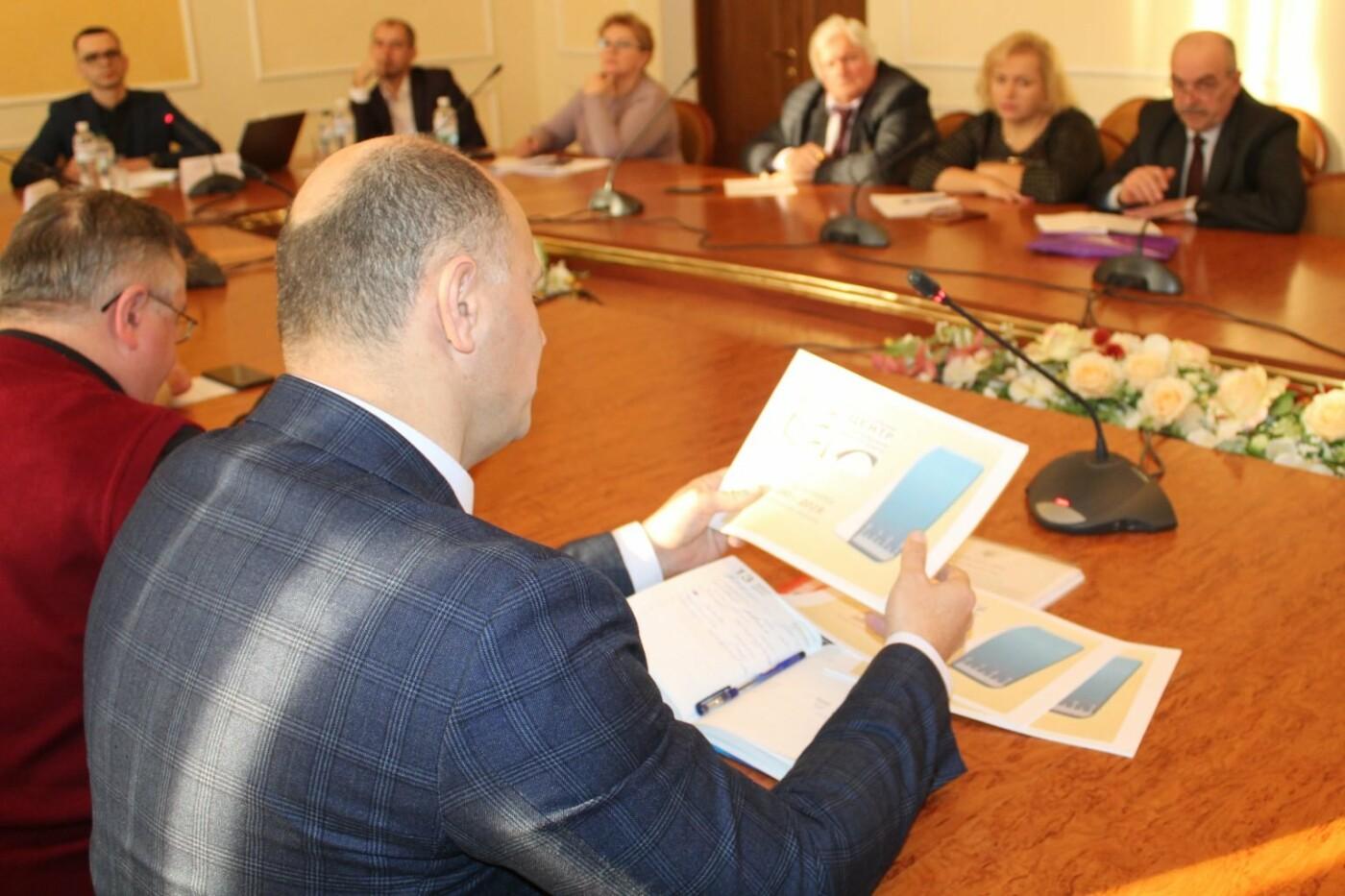 Заступник Міністра освіти і науки України відвідав виші Кам'янця-Подільського, фото-5, Фото: Хмельницька ОДА