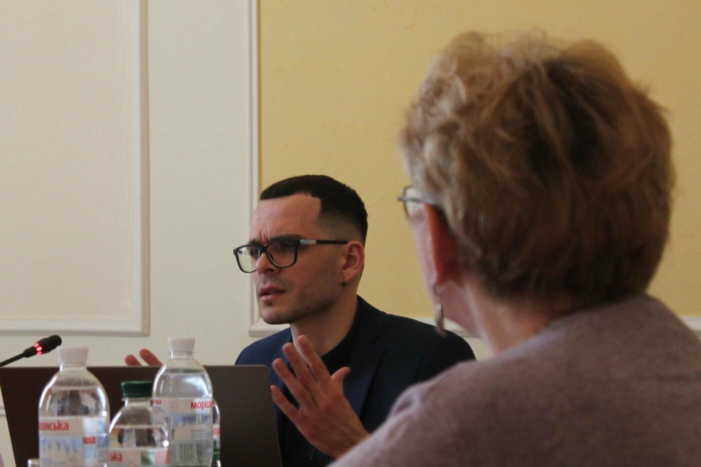 Заступник Міністра освіти і науки України відвідав виші Кам'янця-Подільського, фото-4, Фото: Хмельницька ОДА