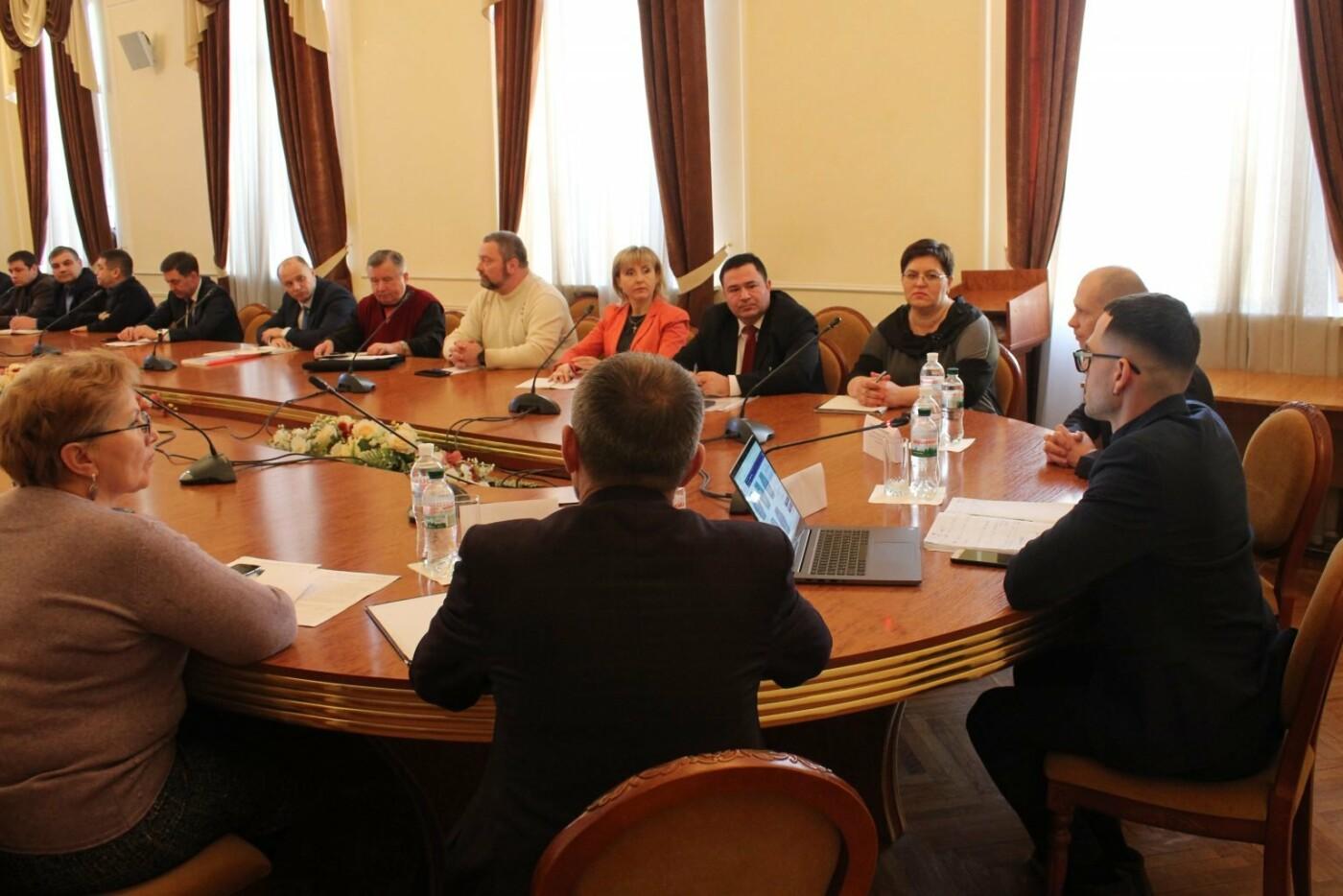 Заступник Міністра освіти і науки України відвідав виші Кам'янця-Подільського, фото-1, Фото: Хмельницька ОДА