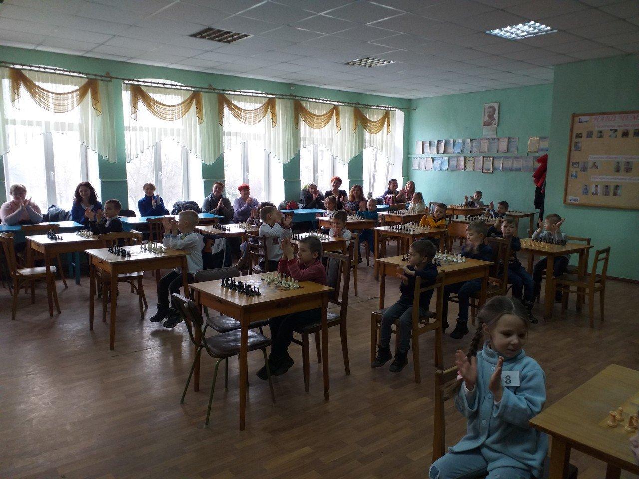 Кам'янецькі дошкільнята змагались у шаховому турнірі, фото-1
