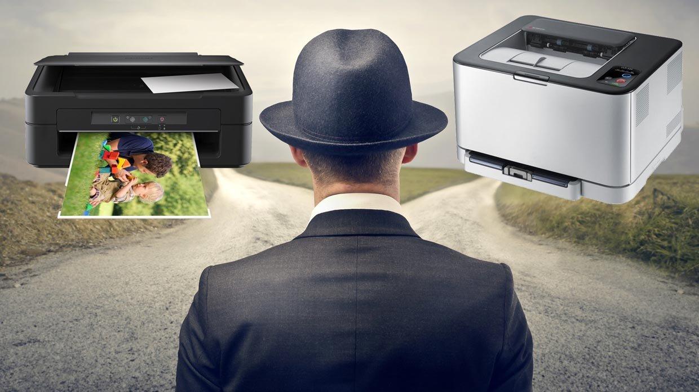 Какой принтер выбрать, струйный или лазерный?, фото-1