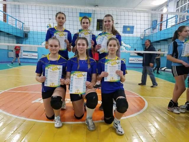 Стали відомі переможці-школярі спартакіад з волейболу, фото-2, Фото: Кам'янець-Подільська міська рада