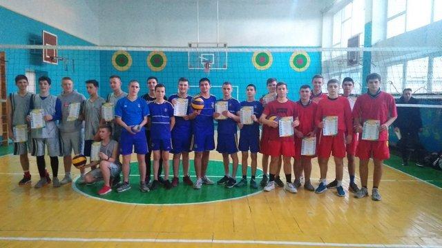 Стали відомі переможці-школярі спартакіад з волейболу, фото-1, Фото: Кам'янець-Подільська міська рада
