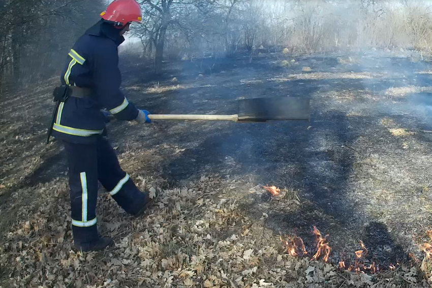 На Кам'янеччині рятувальники за добу ліквідували дві пожежі , фото-1, Фото: ГУ ДСНС України у Хмельницькій області