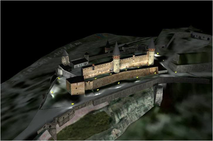 Кам'янецька фортеця засяє по-новому, фото-1, Фото: КПДІМЗ