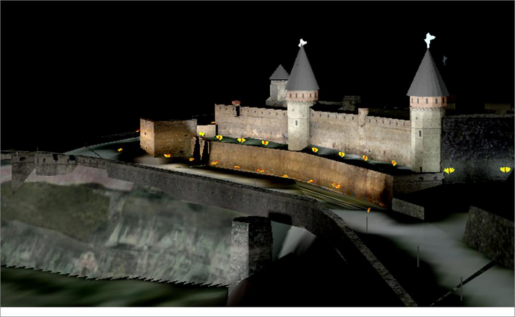 Кам'янецька фортеця засяє по-новому, фото-2, Фото: КПДІМЗ