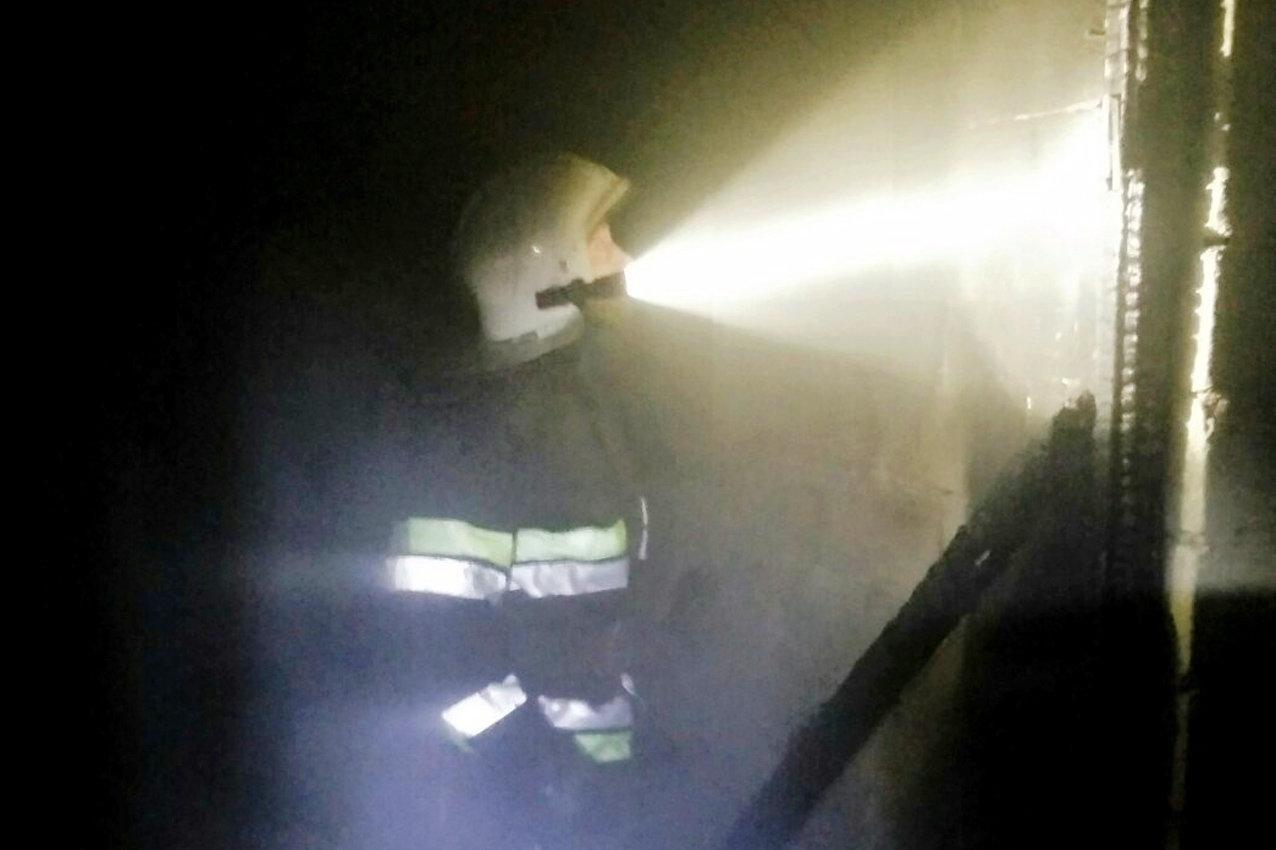 На Кам'янеччині рятувальники двічі приборкували вогонь, фото-1, Фото: 2 ДПРЗ ГУ ДСНС України у Хмельницькій області