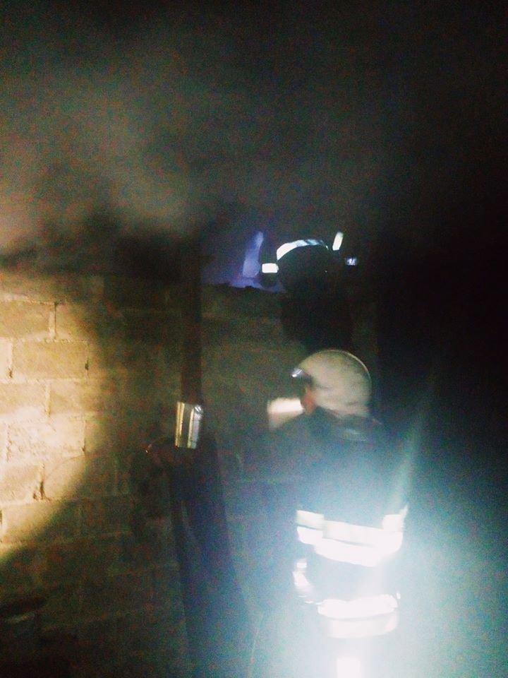 На Кам'янеччині рятувальники двічі приборкували вогонь, фото-2, Фото: 2 ДПРЗ ГУ ДСНС України у Хмельницькій області