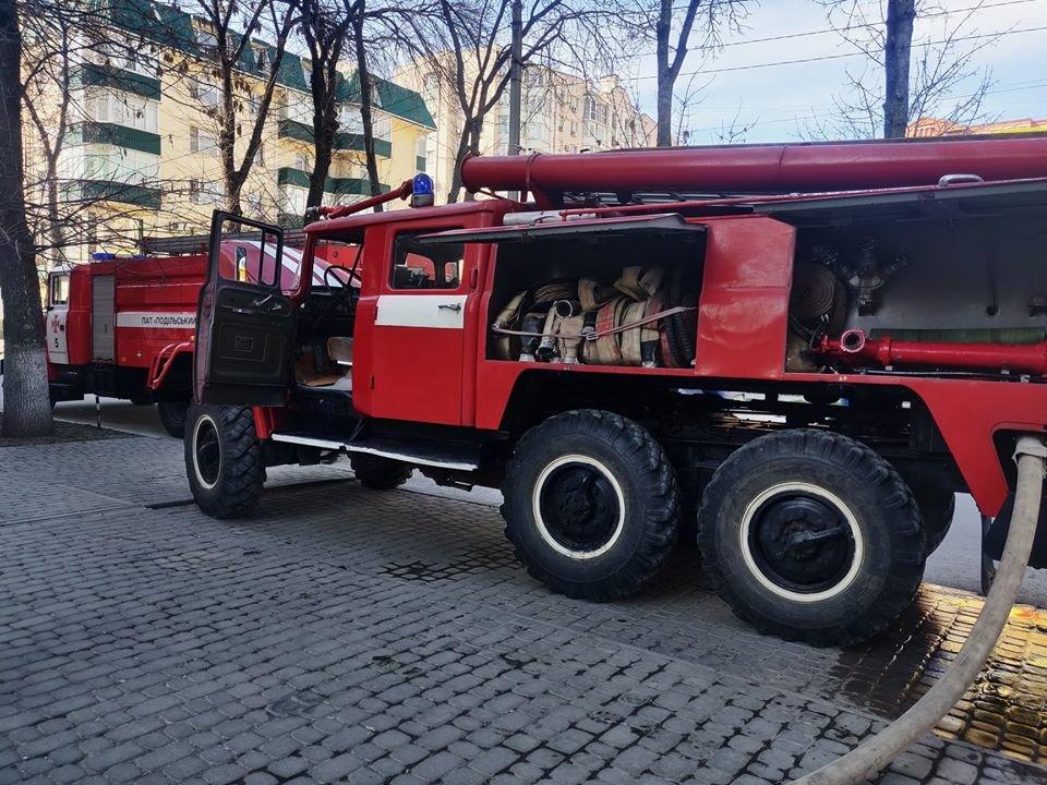 У Кам'янці рятували від вогню приватний житловий будинок, фото-1, Фото: ГУ ДСНС України у Хмельницькій області