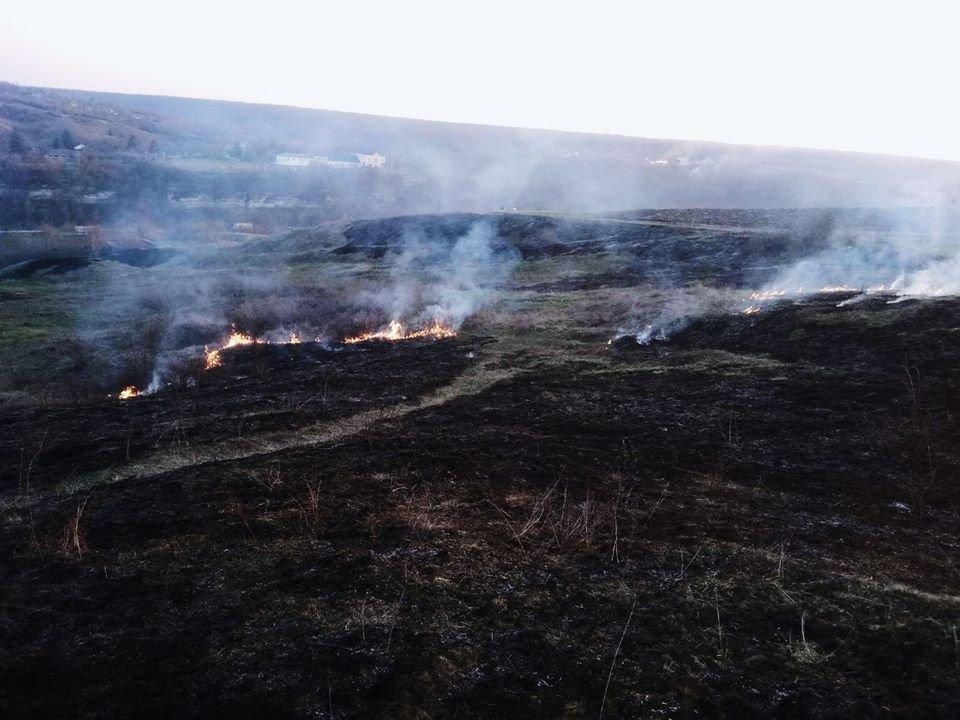 Рятувальники приборкали пожежу у селі Колибаївка, фото-3, Фото: ГУ ДСНС України у Хмельницькій області