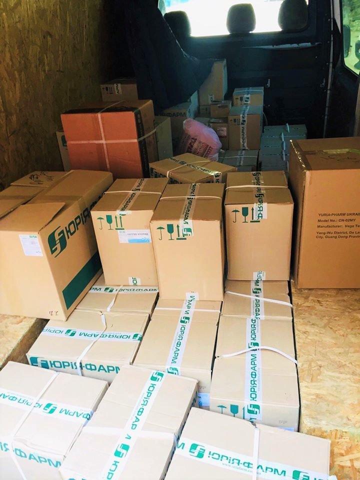 У Кам'янці підприємці профінансували міську лікарню на 100 тисяч гривень, фото-4, Фото: Кам'янець-Подільська міська рада