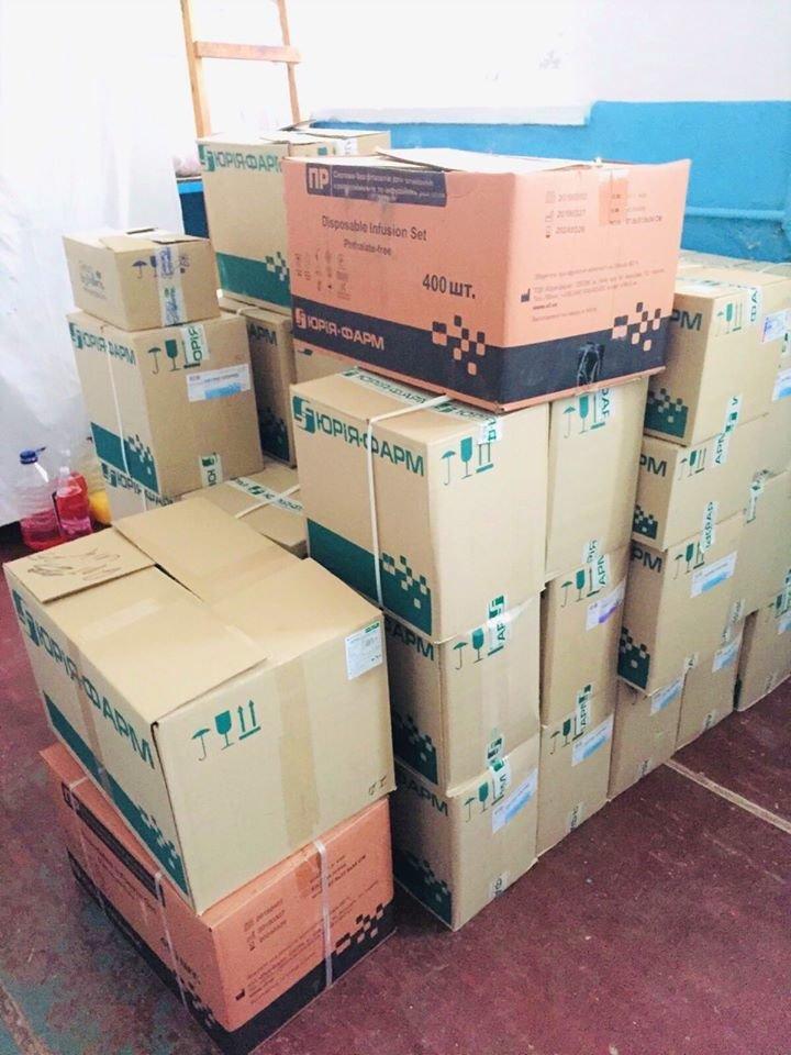 У Кам'янці підприємці профінансували міську лікарню на 100 тисяч гривень, фото-5, Фото: Кам'янець-Подільська міська рада