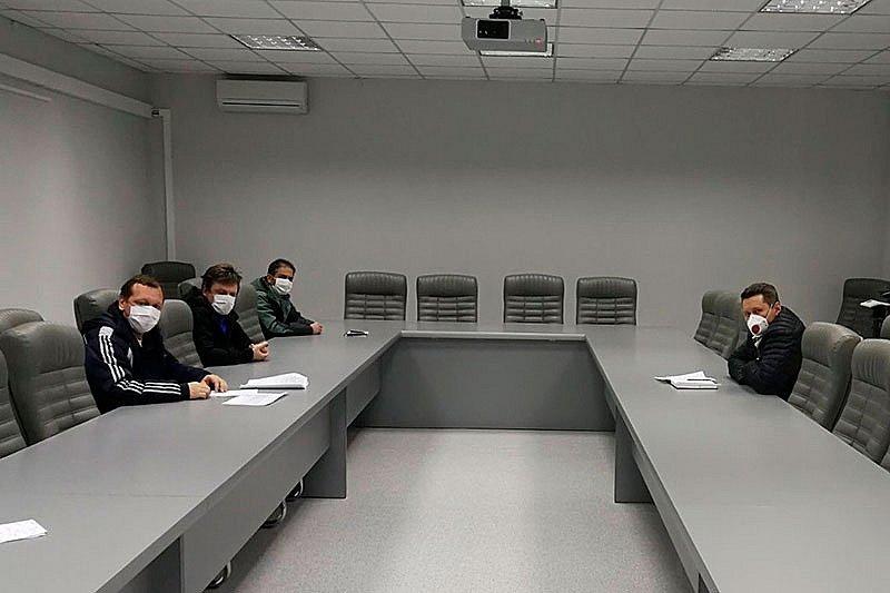 Хмельницької АЕС працює в умовах ізоляції, фото-1, Фото: Інформаційний центр ВП ХАЕС