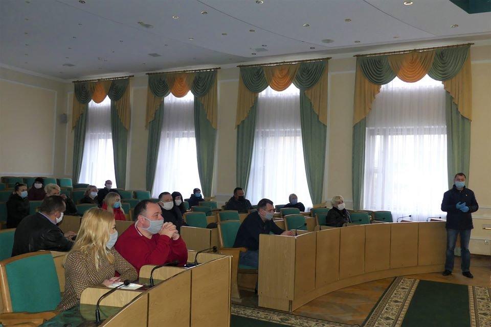 У Кам'янці-Подільському обговорили роботу ринків, фото-1, Фото: Кам'янець-Подільська міська рада