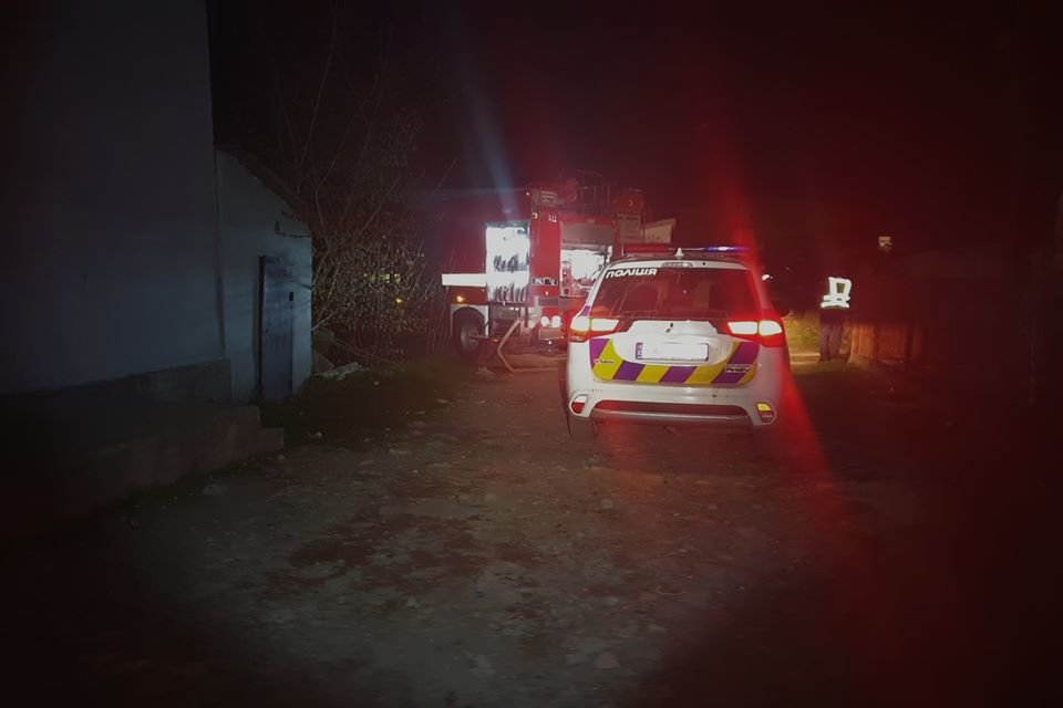 Кам'янецькі рятувальники ліквідували пожежу в приватній споруді, фото-2, Фото: ГУ ДСНС України у Хмельницькій області