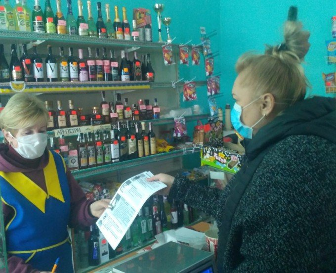 У Кам'янці-Подільському та районі проводять профілактичну роботу в закладах торгівлі, фото-1