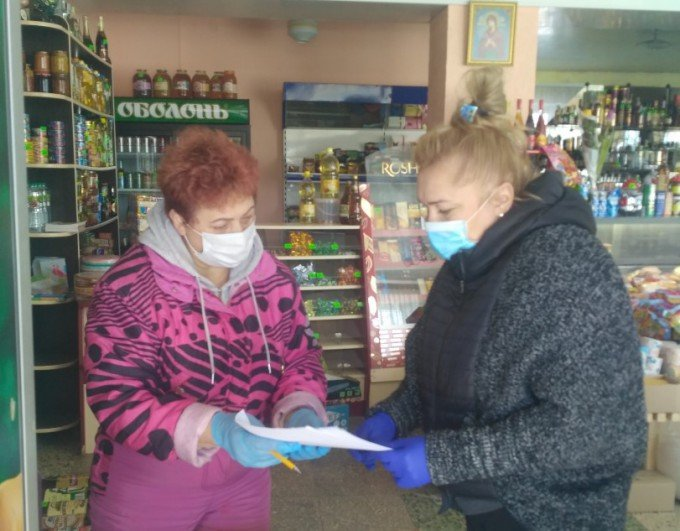 У Кам'янці-Подільському та районі проводять профілактичну роботу в закладах торгівлі, фото-2